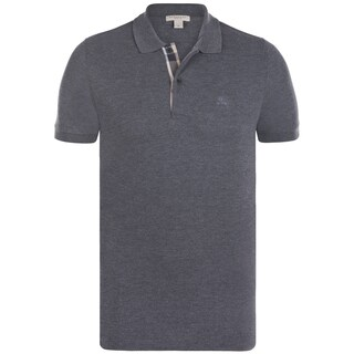 Burberry Men's Charcoal Cotton Short-sleeve Polo Shirt|https://ak1.ostkcdn.com/images/products/13780221/P20432291.jpg?_ostk_perf_=percv&impolicy=medium