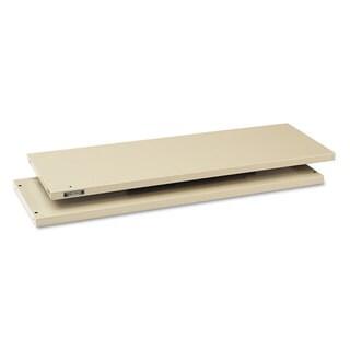 Tennsco Assembled Jumbo Steel Storage Cabinet, 48w x 18d x 78h
