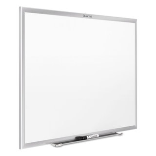 Quartet Classic Magnetic Whiteboard Silver Frame