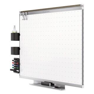 Quartet Prestige 2 Connects Total Erase Whiteboard Aluminum Frame