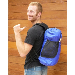 Hammock Bliss Ultralight Travel Daypack - Blue
