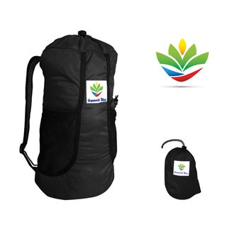 Hammock Bliss Ultralight Travel Daypack - Black