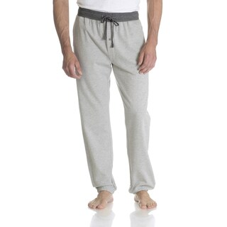 Hanes Men's Polyester and Cotton Fleece Sleep Jogger Pant