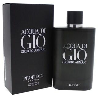 Link to Armani Acqua Di Gio Profumo Men's 6.08-ounce Parfum Spray Similar Items in Perfumes & Fragrances