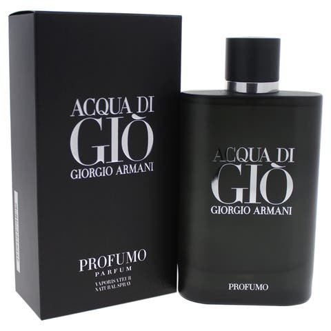 Armani Acqua Di Gio Profumo Men's 6.08-ounce Parfum Spray