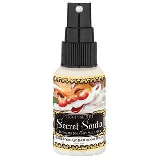 Poo-Pourri 2-ounce Santa Claus Christmas Poo Pourri Bathroom Spray