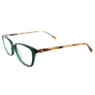 lilly pulitzer beacon fe fern tiger cat eye eyeglasses 51 mm