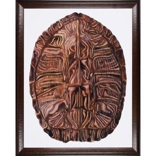 Art Virtuoso 'Tortoise Shells' Framed Art Print