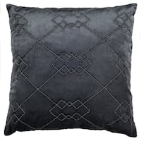 Safavieh 20-inch Edmund Argyle Dream Blue Decorative Pillow