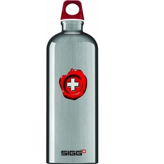 Siff Lifestyle Aluminum Swiss Quality Loop-top Water Bottle