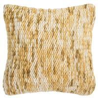 Safavieh 20-inch All Over Weaving Tuscan Sun Decorative Pillow