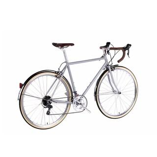 6KU 16-speed Highland Classic Shimano Chromoly Road Bike
