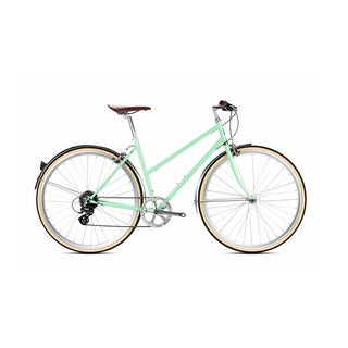 6KU Women's Elysian Hybrid 8-speed Shimano Bike