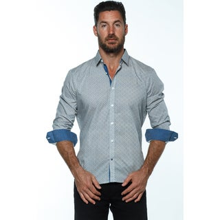 Isaac B. Long-sleeve Button-down Shirt