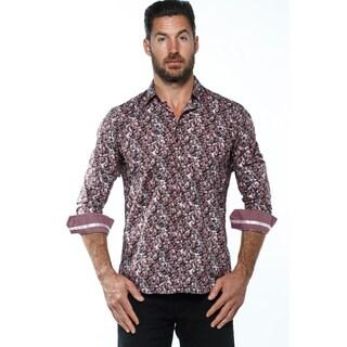Isaac B. Long-sleeve Button-down Shirt