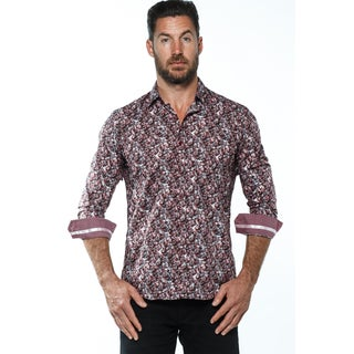 Isaac B. Long-sleeve Button-down Shirt (2 options available)