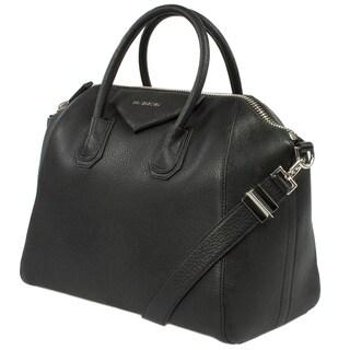 Givenchy Antigona Sugar Goatskin Satchel Bag