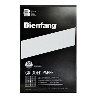 Gridded Paper [Pack of 2]