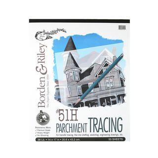 #51H Parchment Tracing Paper