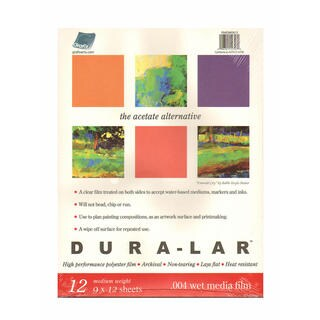 Dura-Lar Acetate Alternative Wet Media Pads