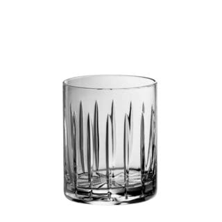 Majestic Gifts Crystal 14-ounce Hand-cut Double Old Fashioned Tumblers (Case of 4)