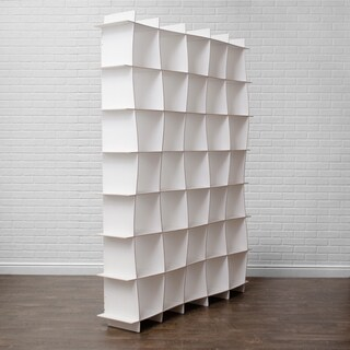 Large Wave Modern Storage Cubes