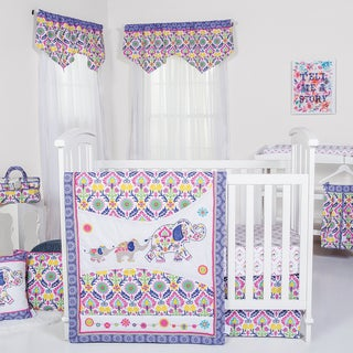 Trend Lab  Waverly Baby Santa Maria 5-Piece Bedding Set