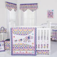Trend Lab  Waverly Baby Santa Maria 5-Piece Bedding Set