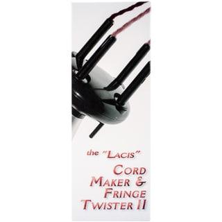Cord Maker & Fringe Twister II-2-4 Ply