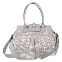 Trend Lab Waverly Baby Strands Sterling Framed Diaper Bag