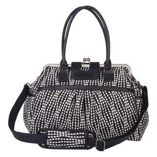 Trend Lab Waverly Baby Strands Tuxedo Framed Diaper Bag