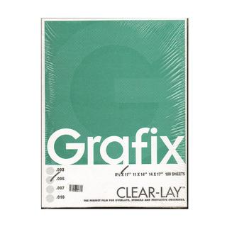 Clear-Lay Acetate Alternative