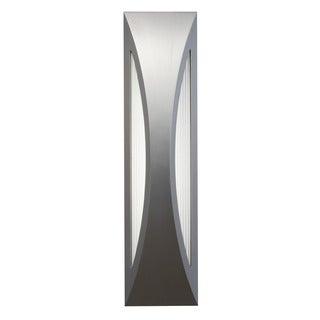 Kichler Lighting Cesya Collection 1-light Platinum Indoor/Outdoor Wall Sconce