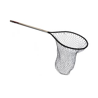 Frabill Black Teardrop 17 x 19 x 30D 24-inch Fixed-handle Fishing Net