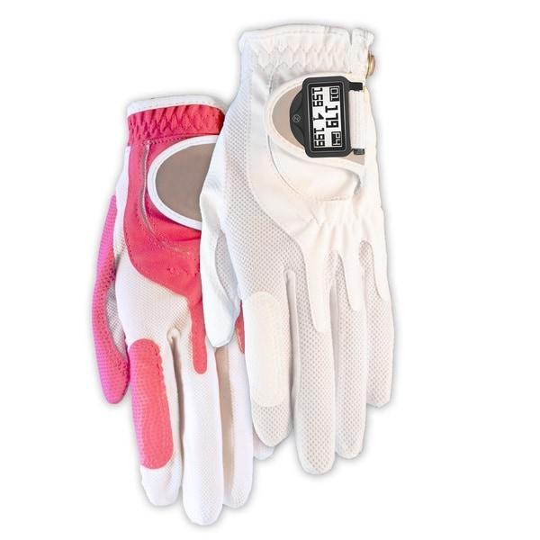 Zero Friction Women's Distance Pro GPS Golf Glove Pair