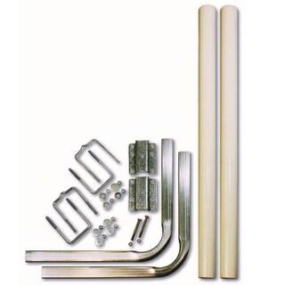 Unified Marine SeaSense White Aluminum 40-inch Trailer Guide Pole Kit