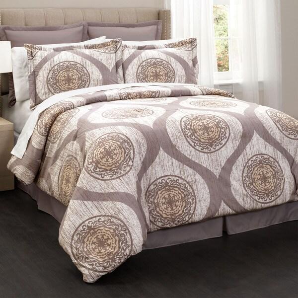 Lush Decor Mari Comforter 6-piece Set