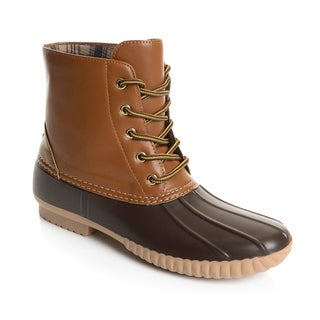 Solo Men's Rubber Duck Boots