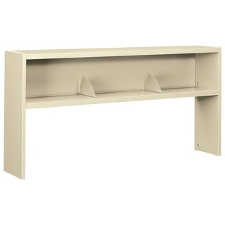 HON 38000 Series Stack On Open Shelf Hutch, 72w x 13 1/2d x 34 3/4h