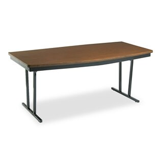 Barricks Economy Conference Folding Table, Boat, 72w x 36d x 30h