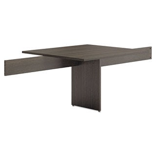 basyx BL Laminate Series Modular Conference Table Adder, 48 x 44 x 29 1/2