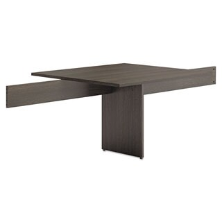 basyx BL Laminate Series Modular Conference Table Adder, 48 x 44 x 29 1/2 (2 options available)