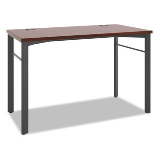 basyx Manage Series Desk Table, 48w x 23 1/2d x 29 1/2h