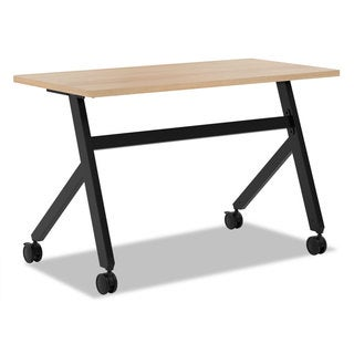basyx Multipurpose Table Fixed Base Table, 48w x 24d x 29 3/8h