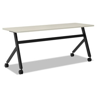 basyx Multipurpose Table Fixed Base Table, 72w x 24d x 29 3/8h
