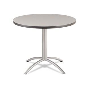 Iceberg CaféWorks Table, 36 dia x 30h (3 options available)