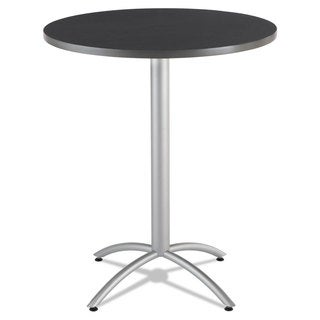 Iceberg CaféWorks Table, 36 dia x 42h