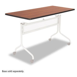 Safco Impromptu Series Mobile Training Table Top, Rectangular, 60w x 24d