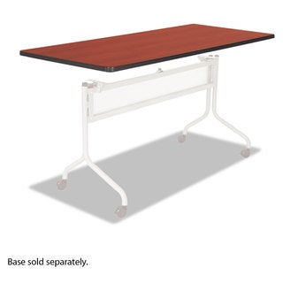 Safco Impromptu Series Mobile Training Table Top, Rectangular, 72w x 24d