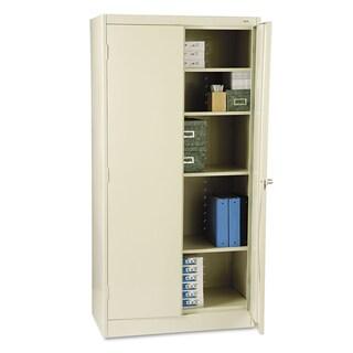 """Tennsco 72"""" High Standard Cabinet, 36w x 18d x 72h"""